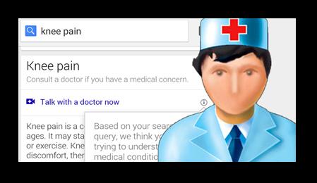Google et la consultation via webcam