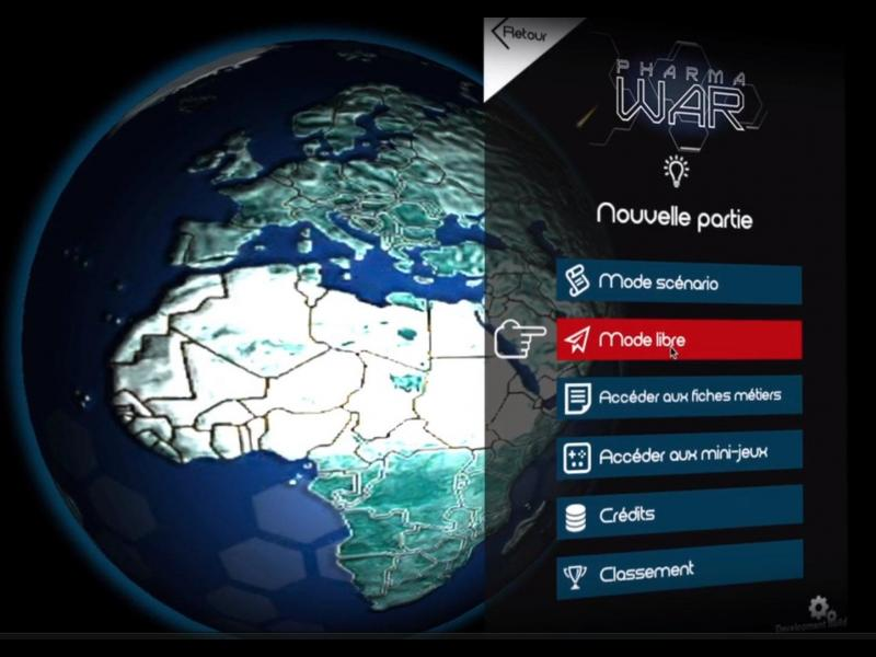 PHARMA WAR : UN « SERIOUS GAME » MIS EN LIGNE PAR LE SYNDICAT PROFESSIONNEL