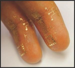 La peau électronique pourrait devenir une réalité plus vite que vous ne le pensez