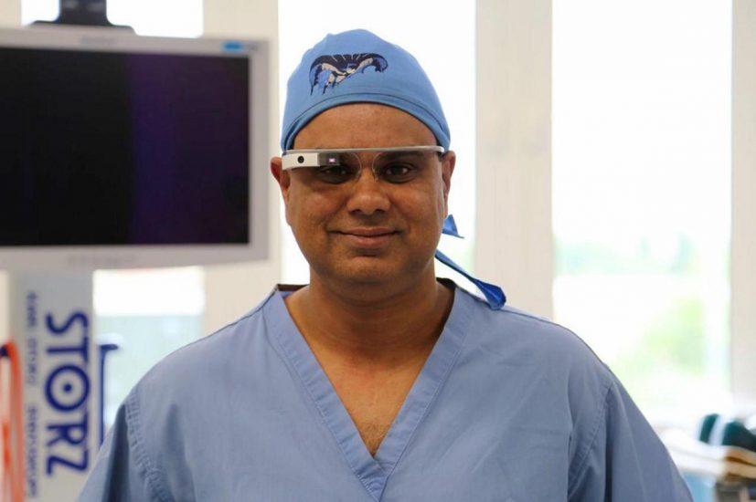 Un patient atteint de Cancer va être opéré en réalité virtuelle