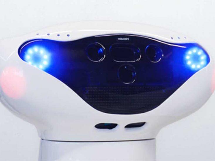 Un robot pour accompagner les enfants atteints de cancer