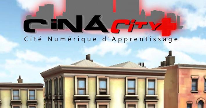 CiNaCity : serious game pour les gestes de premier secours