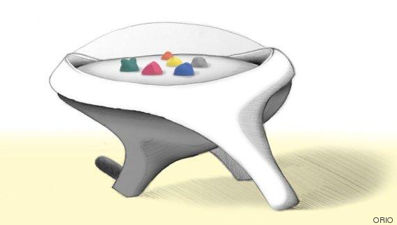 Ce robot calcule et fabrique la dose parfaite de vos vitamines quotidiennes