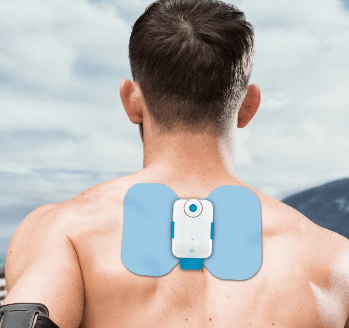 Bluetens : l'objet connecté sans fil pour le dos et ses maux