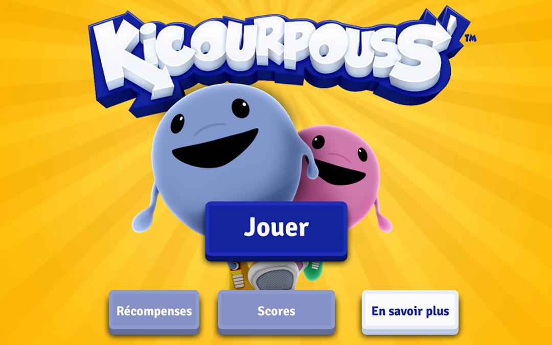 Kicourpouss' : jeu mobile autour de l'hormone de croissance