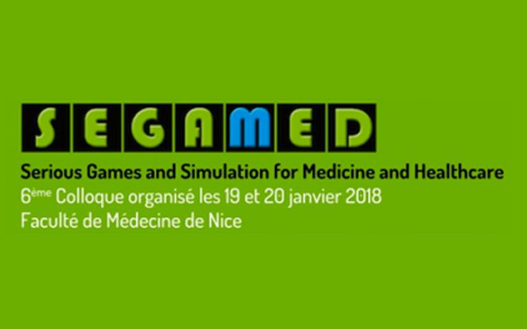 SeGaMed le colloque du serious game et de la simulation en santé